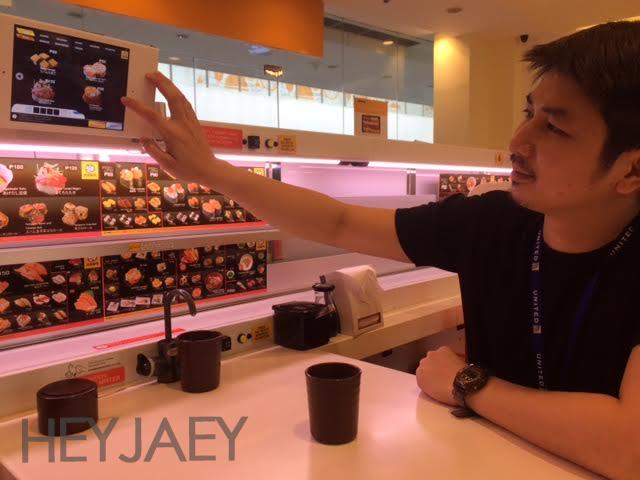 hey jaey genki sushi - menu