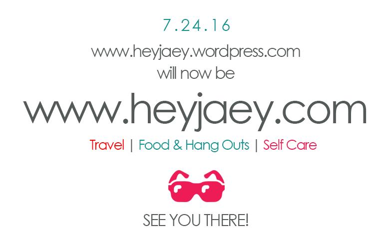 heyjaey is now www.heyjaey.com