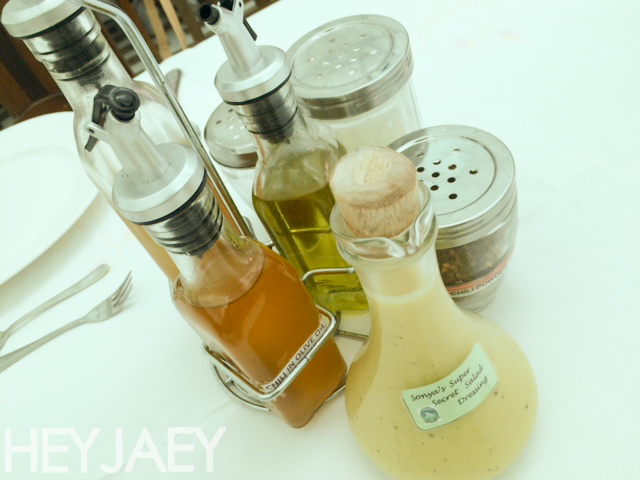heyjaey sonya's secret dressing