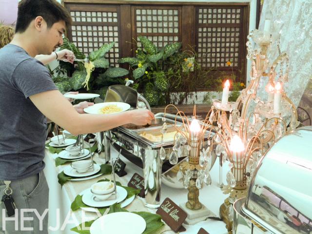heyjaey sonya's garden buffet