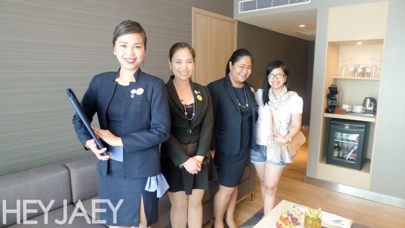 novotel araneta manila executive suite premiere lounge