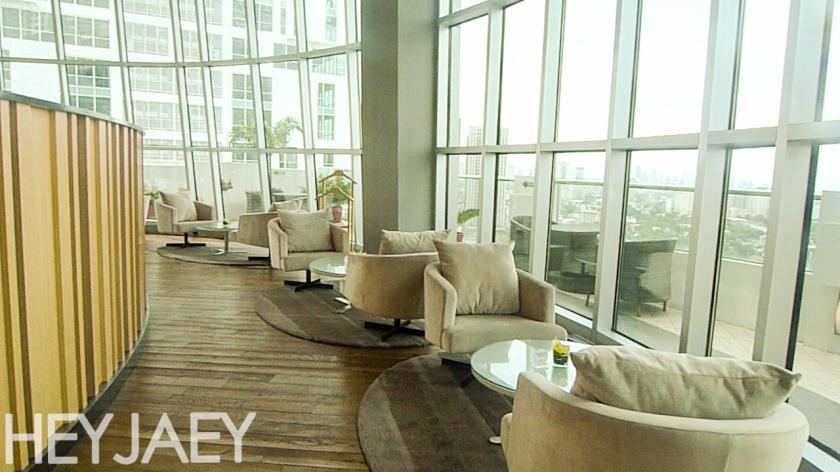 Novotel Manila Araneta Premiere Lounge