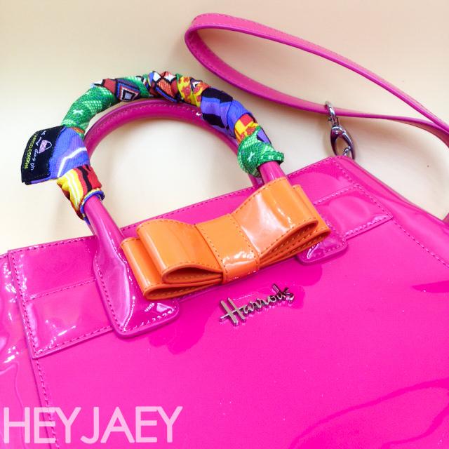 Oh My Bag Ph Handle Wraps