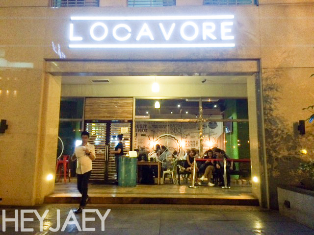 Locavore, Forbes Town Center BGC