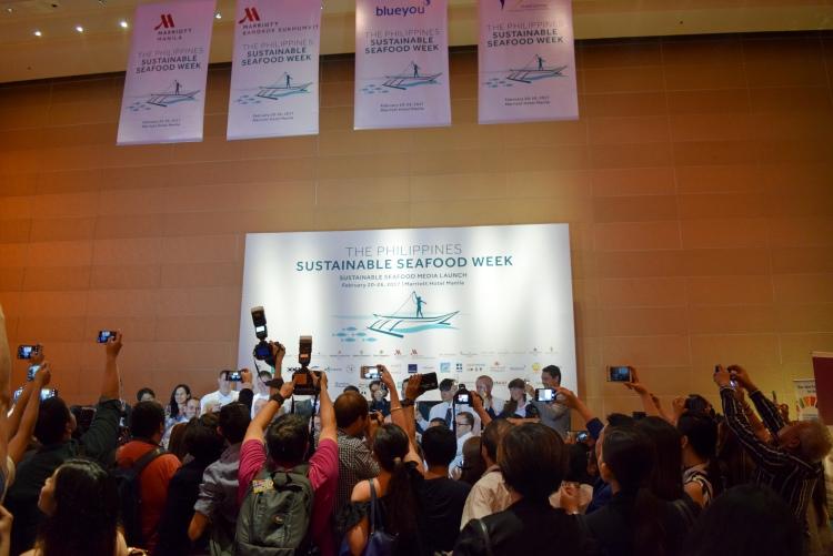 Sustainable Seafood Week 2017 Philippines