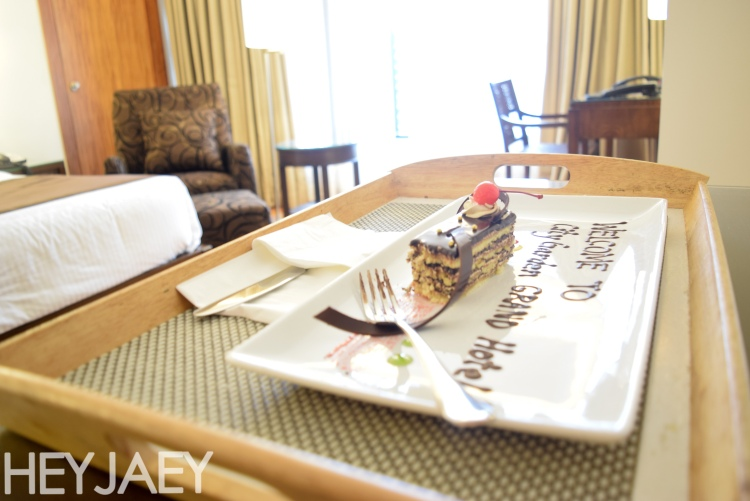 City Garden Grand Hotel Makati Review