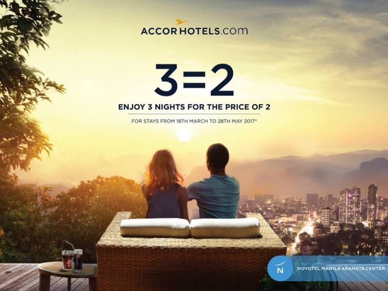 Accor Hotel Promotion