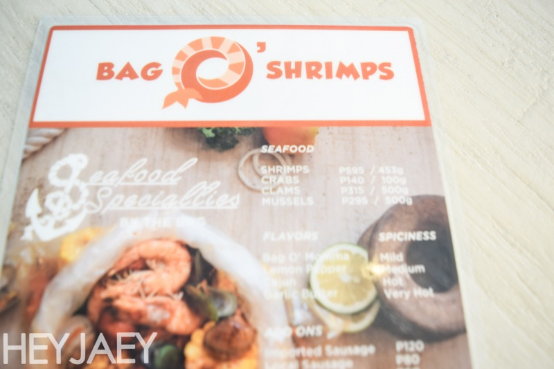 bag o' shrimp review