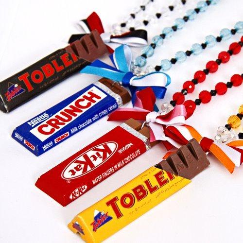 Shopping Chocolates on Travel
