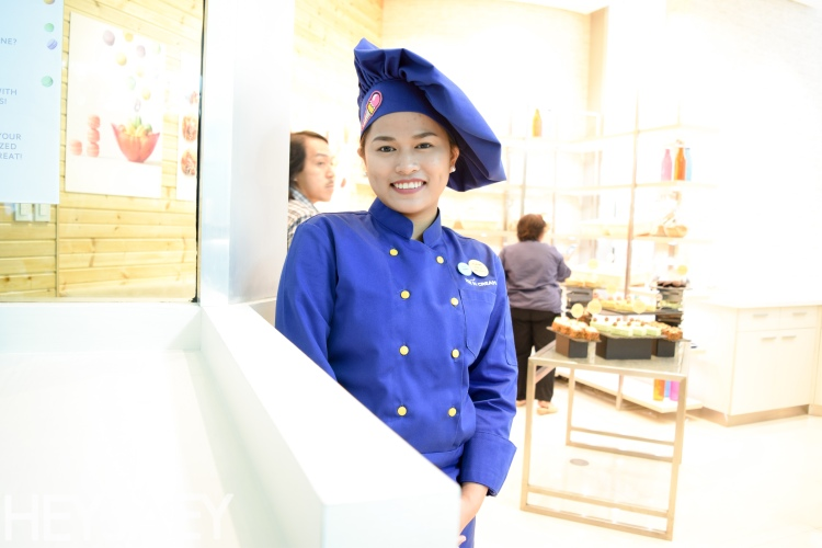 Novotel Manila Ice N Cream Review