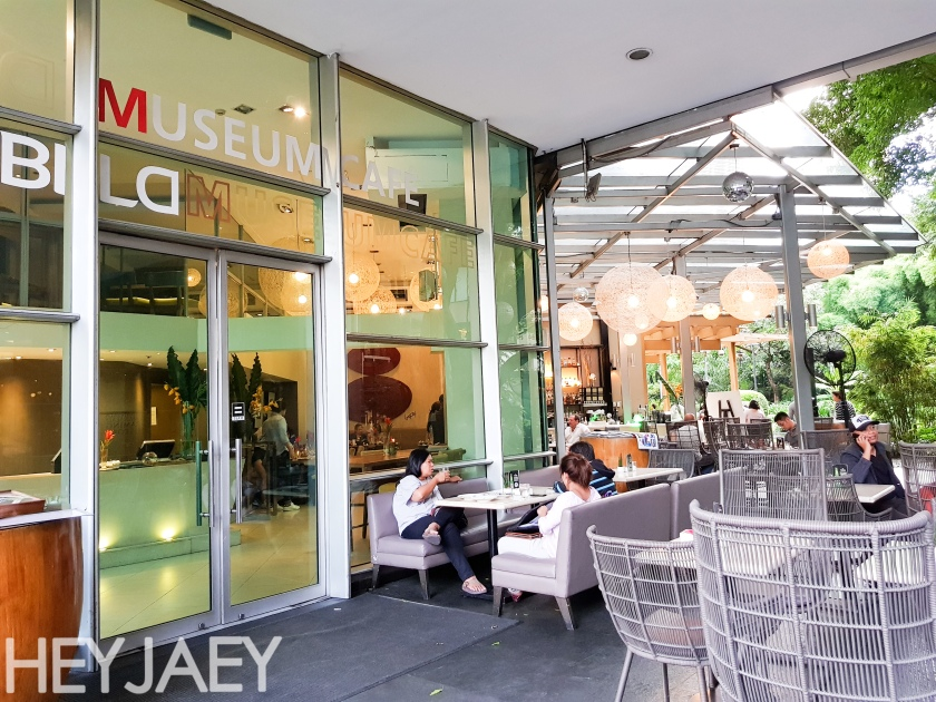 M Cafe Museum Cafe Kabila Review