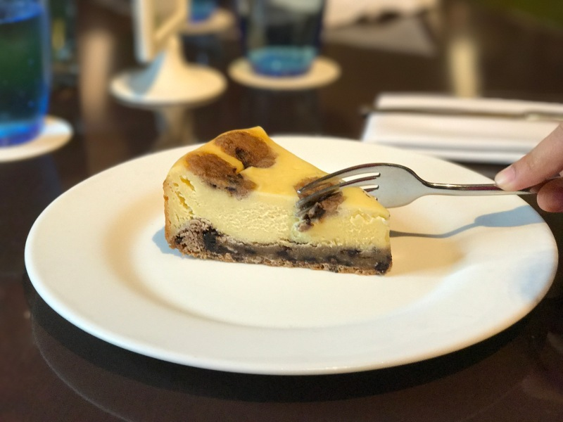Terraz Cookie Dough Cheesecake