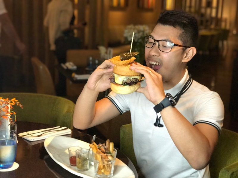 Terraz Burger