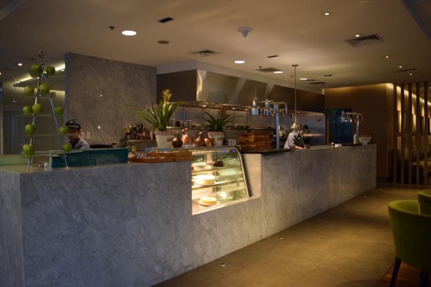 Fine Dining Zuellig Building