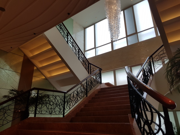 Fairmont Grand Staircase