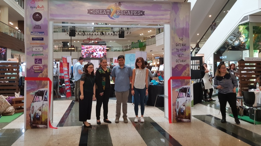 Great Escapes Travel Fair