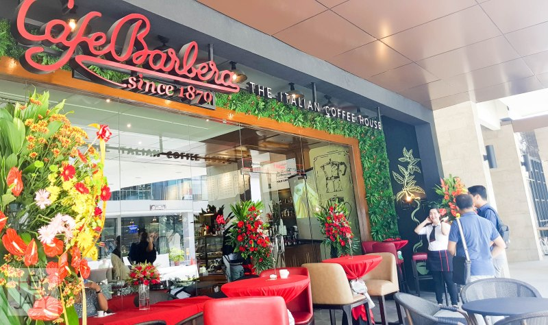 Cafe Barbara Exterior