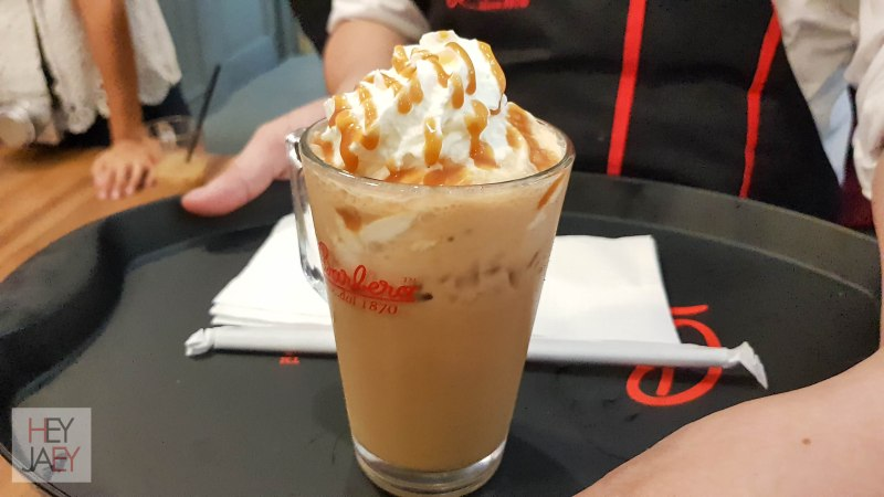Cafe Barbara Iced Coffee