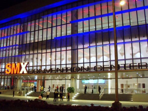SMX Convention Center Mall of Asia