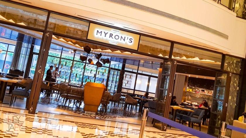 Myron's Ascott Makati