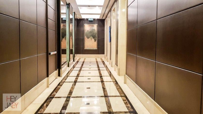 Ascott Makati Hallway