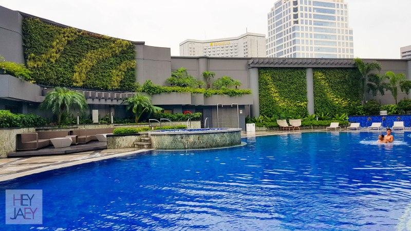 Ascott Makati Pool