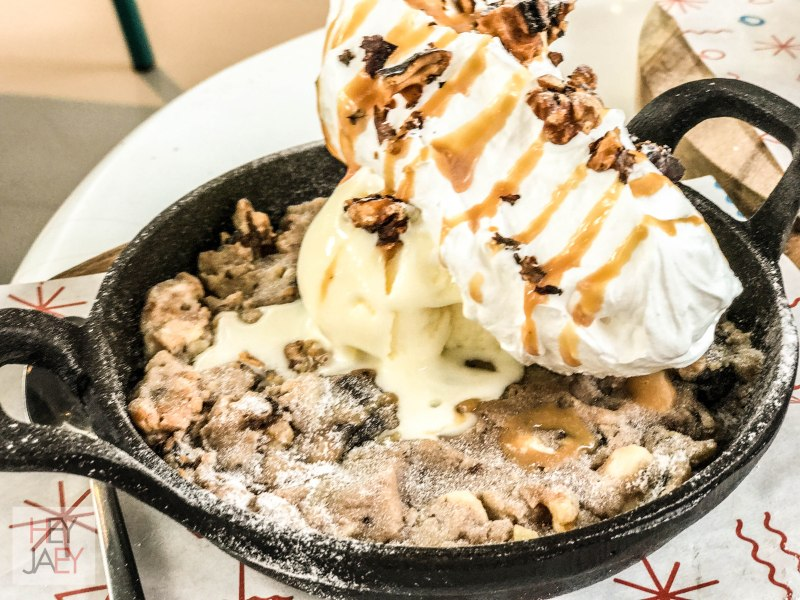 Desserts in Boracay Cha Cha's Beach Cafe