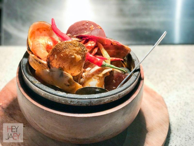 Filipino Food in Boracay Cha Cha's Beach Cafe