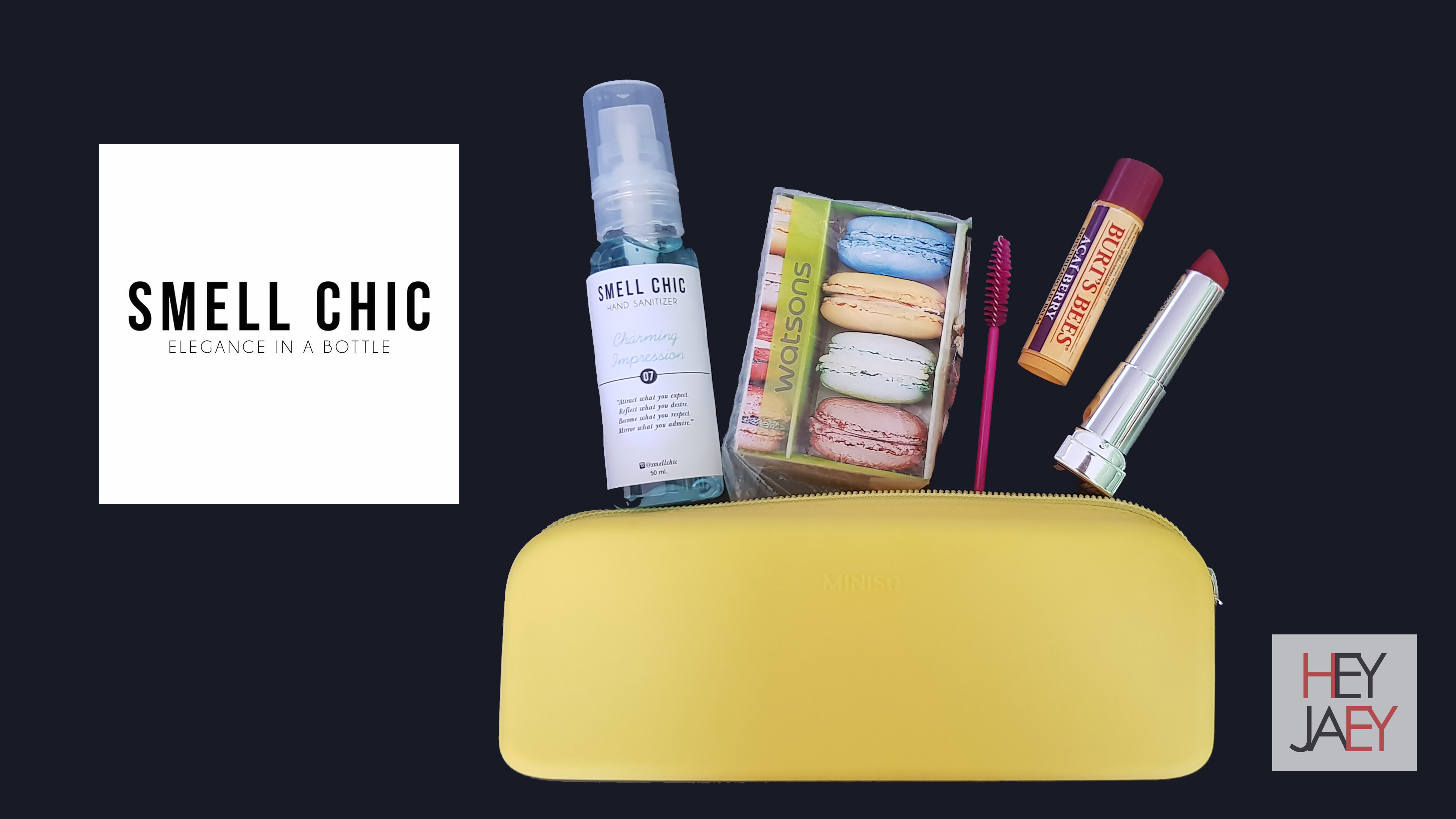 Easy Trendy Scents: Smell Chic