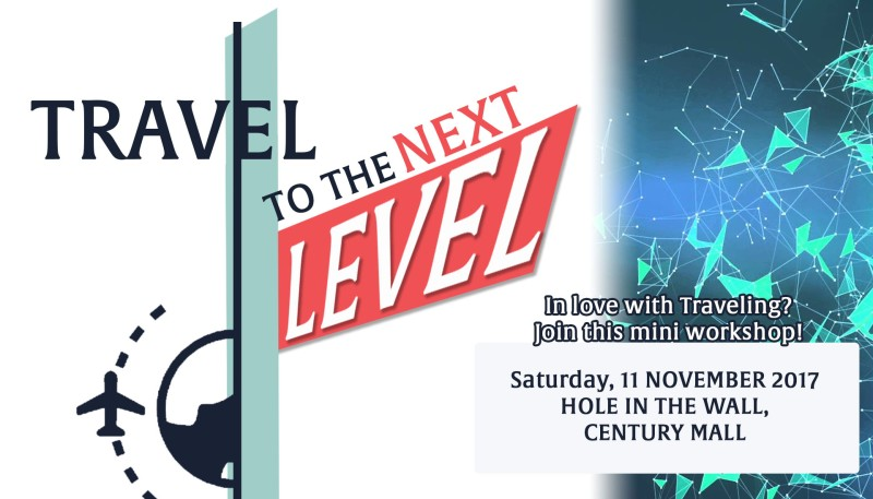 Travel to The Next Level Event Brite Banner